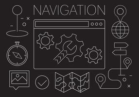 Free Navigation Icons