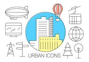 Free Urban Icons