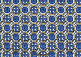 Free Talavera Vector Seamless Pattern