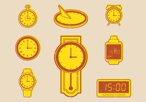 Clock Evolution Icon