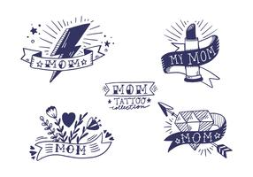 Free Mom Tattoo Collection