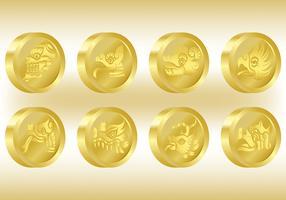 Free quetzalcoatl icons vectorai