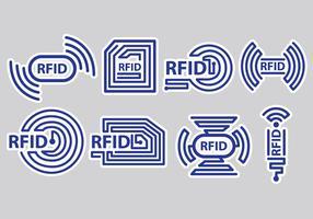 RFID Icons
