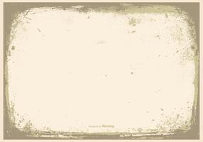 Vector Grunge Frame Background
