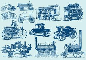 Vintage Motor Vehicles
