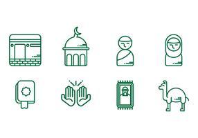 Makkah Icons