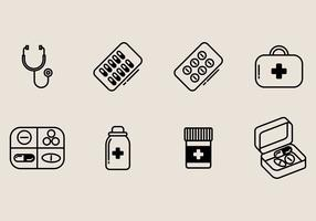 Pill Box Icon