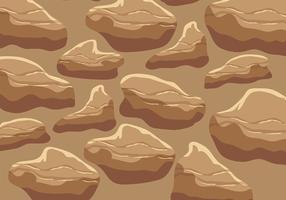 Rock Texturas Vector