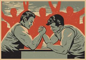 Arm Wrestling Competition
