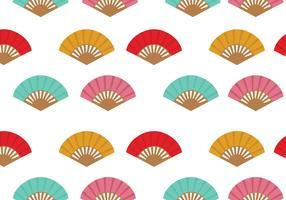 Spanish Fan Pattern