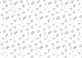 Outline Vector Pattern