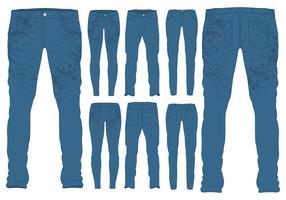 Blue Jeans Templates