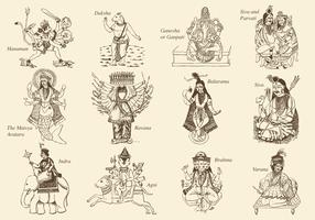 Hinduism Gods And Goddess