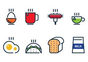 Breakfast Food Linear