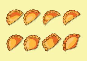 Empanadas Icons