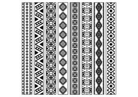 Free Huichol Pattern Vector