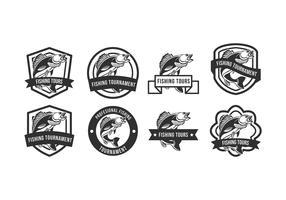 Free Fish Vector Badge