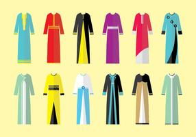 Abaya Collection Vectors