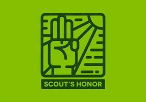 Scout's Honor Badge
