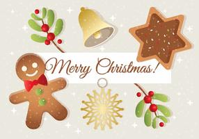 Free Christmas Vector Elements