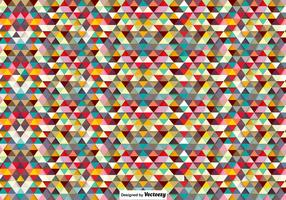 Vector Polygonal Colorful Background