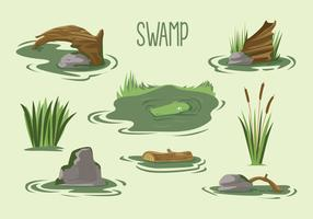 Free Swamp Vector