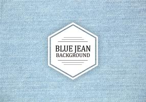 Light Blue Jean Vector Texture