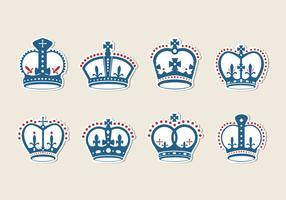 Free British Crown Vector