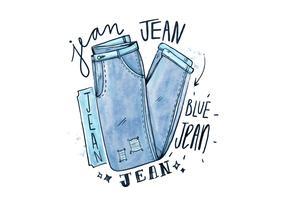 Free Blue Jean