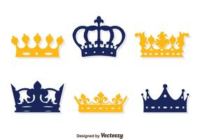 British Crown Collection Vector Set