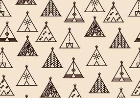 Wigwam Pattern