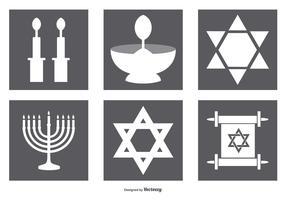 Colección de iconos judíos