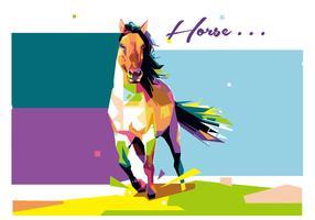 Horse - WPAP