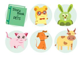 Storytelling Vector Set