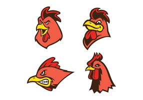 Free Rooster Vector