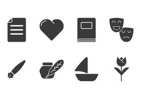 Creative Poem Icons