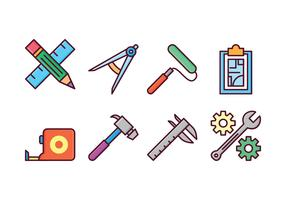 Free Architect and Construction Icons