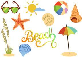 Free Beach Vectors