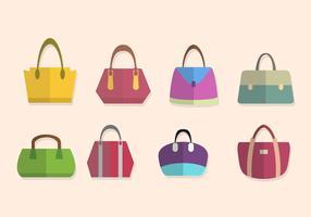 Free Versace Bag Vector