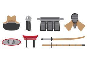 Set Of Kendo Icons