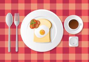 Breakfast Free Vector