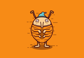 Free Bed Bug Vector