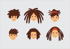 Dreads Hair Style