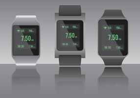 Heart Rate Smartwarch Fitness App