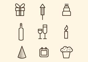 Free Party Vector Icon