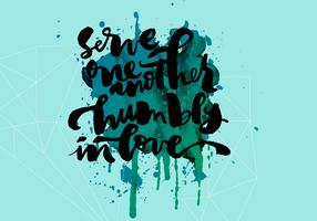 Drippy Inky Quote