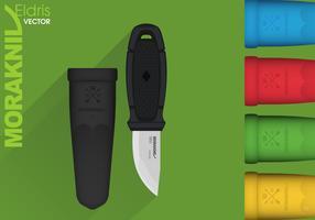 Mora Eldris Knife Vector