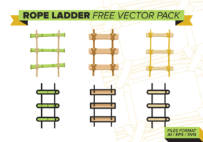 Rope Ladder Free Vector Pack