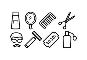 Free Barber Icons
