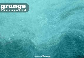 Turquoise Grunge Vector Background